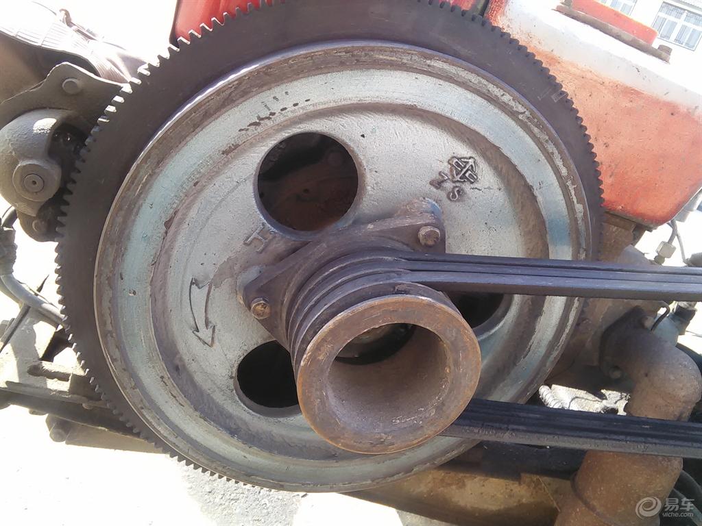 拖拉机离合器结构图解,如何更换手扶拖拉机离合器分离轴承?