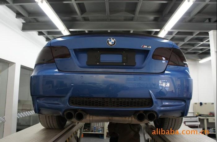 宝马M3改装全段排气 还原野兽本色 -宝马3系论坛高清图片