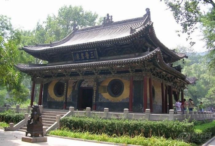 崇善寺图片
