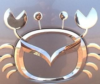 马自达汽车头像