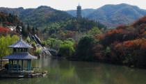 红叶谷(济南)