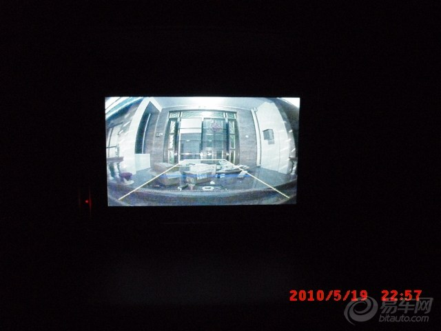 安装gps和倒车影像系统4-接线和效果