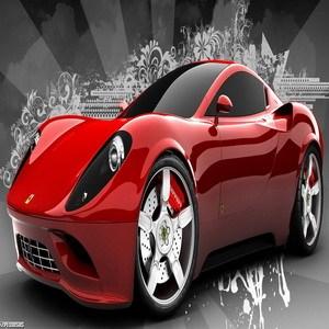 2014 车 跑车 汽车 300_300