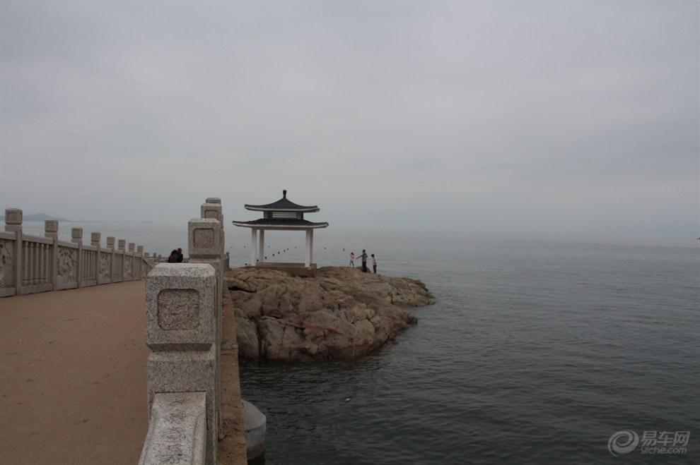 渤海湾的小岛——葫芦岛