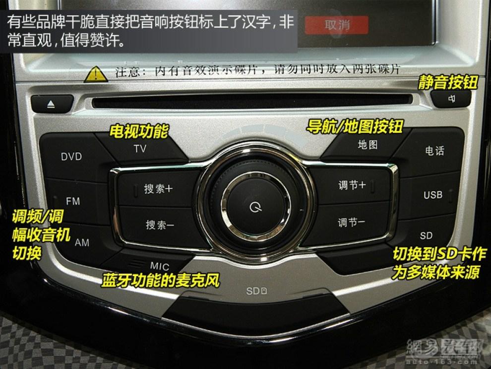 【图解汽车内部各种按钮,仪表的作用和含义】