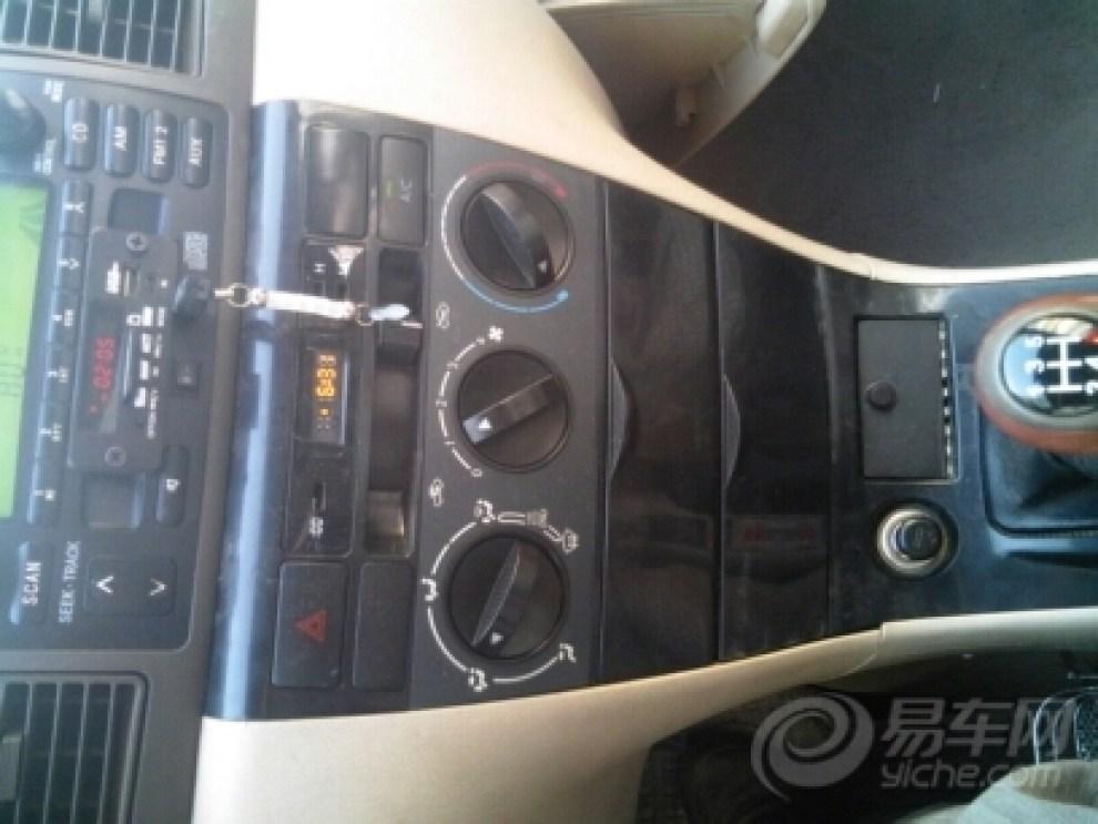 比亚迪f3手动空调改自动 加装温控器