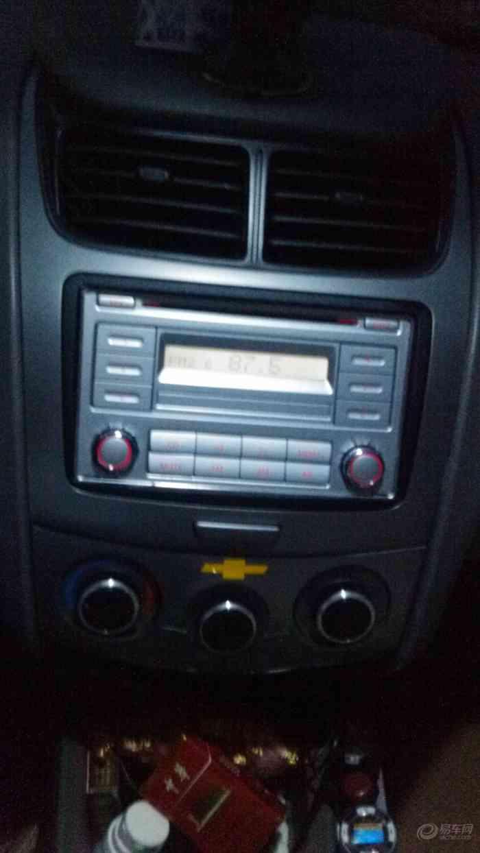 赛欧音响改装---更换帕萨特cd机