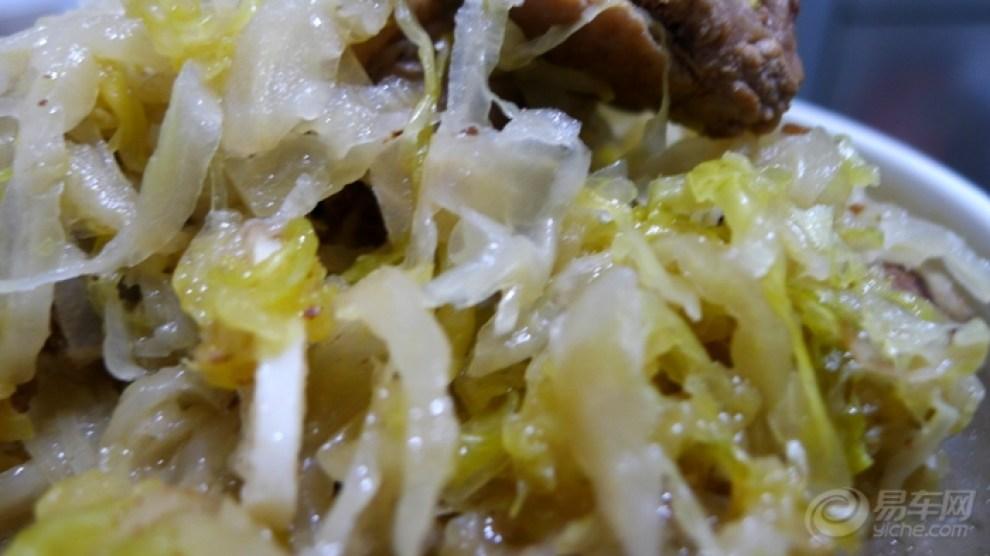 【【我的百变白菜】菜谱炖酸排骨(规定食材)】好吃的家常菜大庆图片