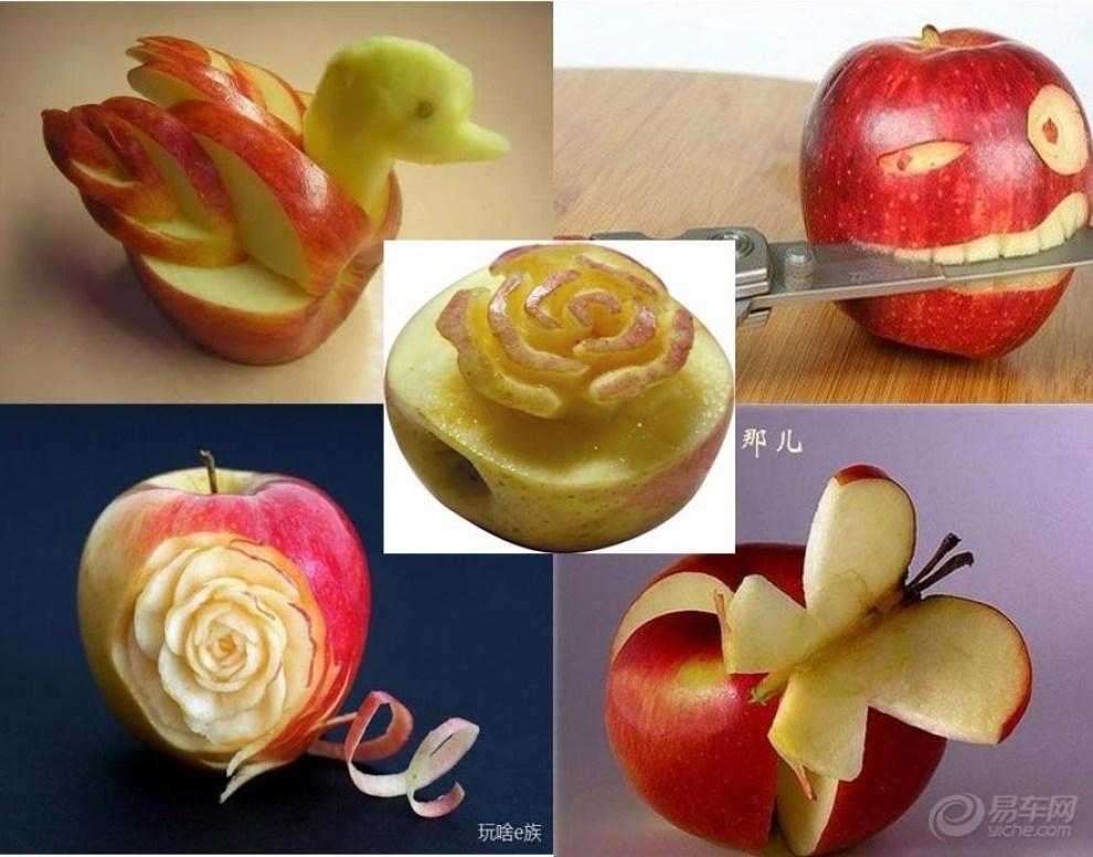 水果动物造型12