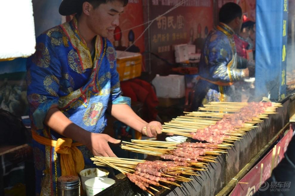 【第五届中国豆腐美食文化旅游节记录之随拍小黑松露徽菜美食图片