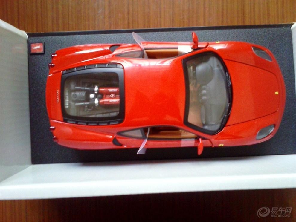 我人生的第一台车模 法拉利F430