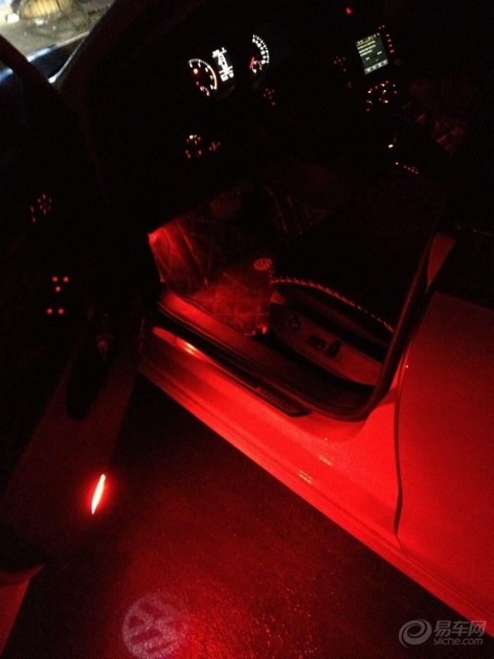 座机电话外面装灯闪烁 电路图