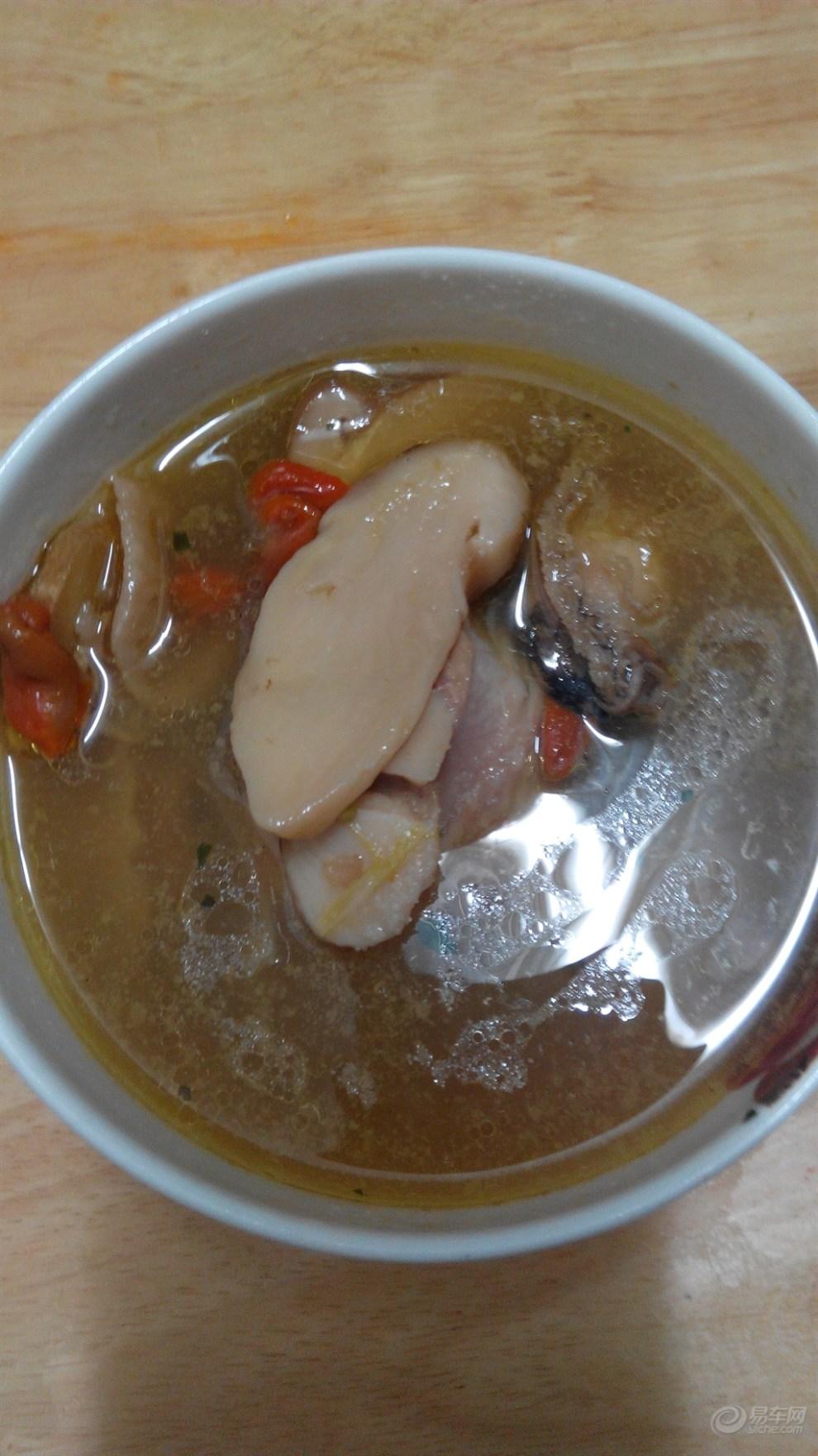 【马上有松茸】松茸,海参,鲍鱼,老鸡汤