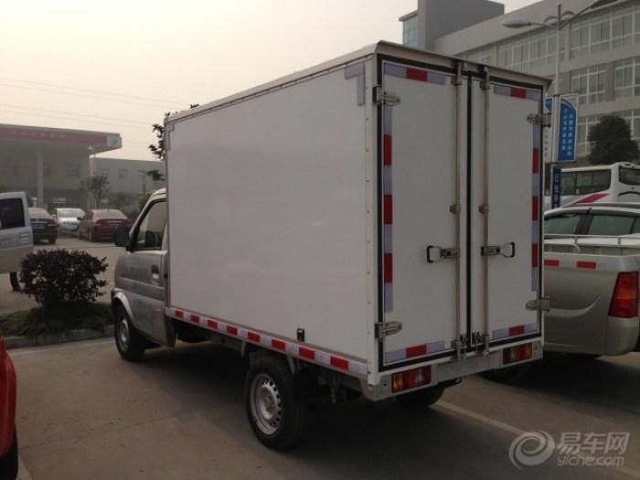 提本人的第二台东风小康车k01厢式小货图片