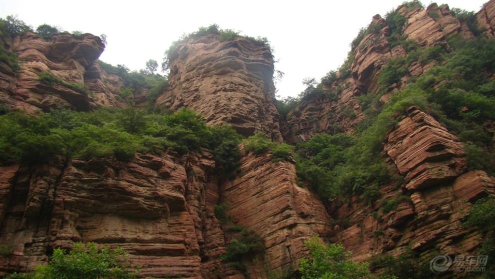 【山西圣达菲龙岩大峡谷一日游】_华泰圣达菲