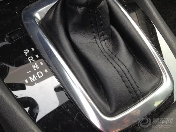 传说中的阿特兹2.5L顶配星际蓝南京提车作业