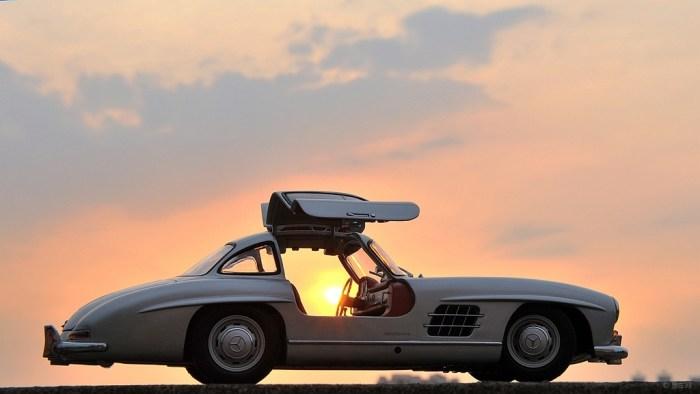 奔驰300SL图片