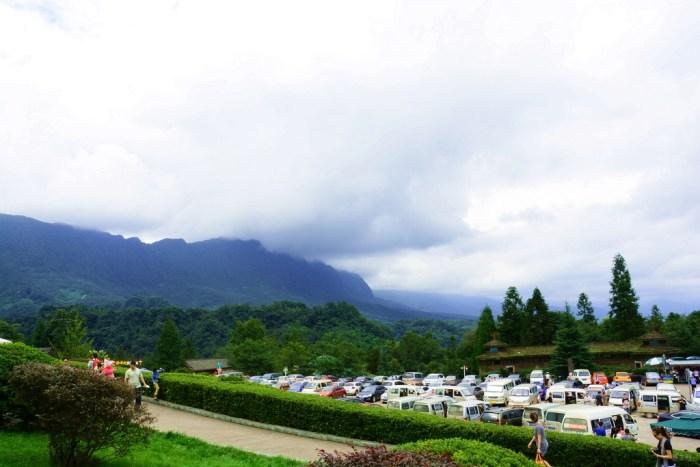 碧峰峡风景区