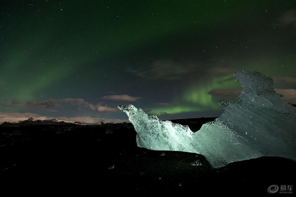 冰岛极光奇幻之旅