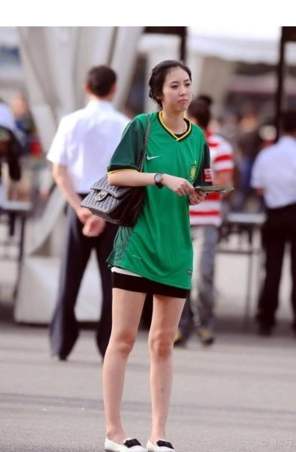 【谁是2014最美中国女球迷下149】_易车足球