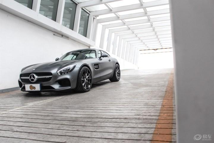 绅士风度,AMG GT换装 HRE S204 20寸三片锻造