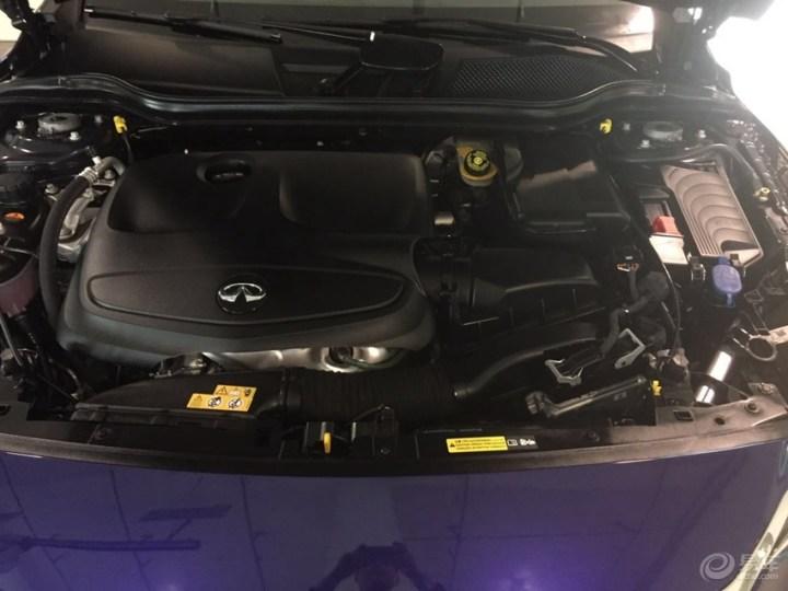 英菲尼迪QX30提车作业