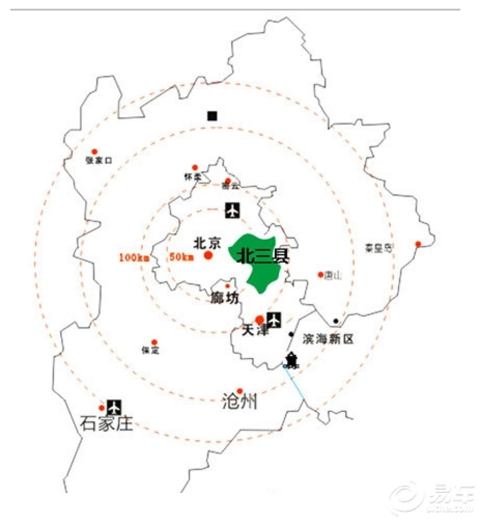"""廊坊市""""北三县"""",固安县"""