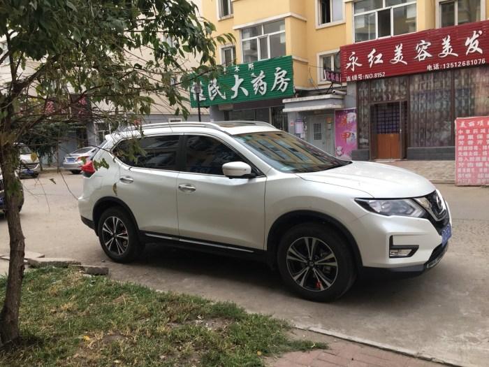 奇骏 2017款 2.5L CVT 四驱 豪华版 5座 -奇骏社区
