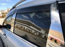 2017款CRV尊耀版迟到的提车作业