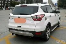 选择空间大乘坐舒适的SUV 贷款8万提福特翼虎...