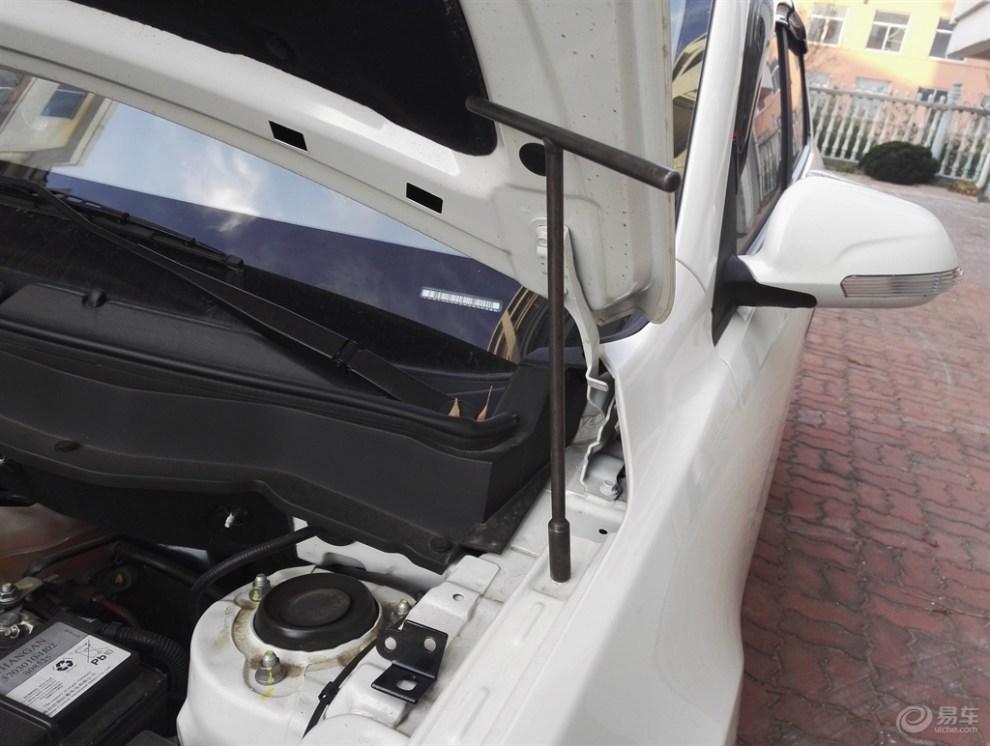 【山东长安车友会】自己动手为爱车加装引擎盖液压支撑杆图片