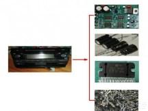 卡罗拉原车CD主机改进的3种方法分享