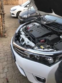 一切源于对丰田的信任 超省油卡罗拉用车十个...