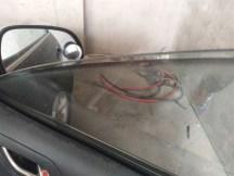 四年半的小豪车窗贴膜更换记