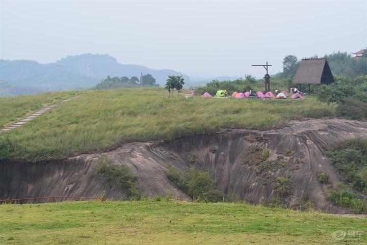 郴州飞天山露营游记