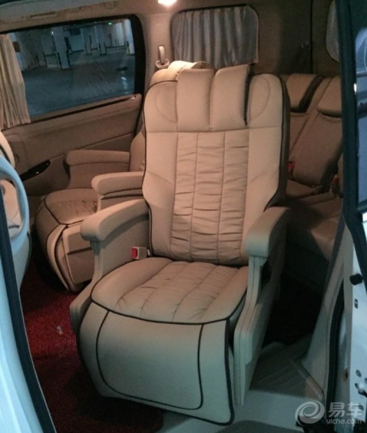 13款贵士改装航空座椅