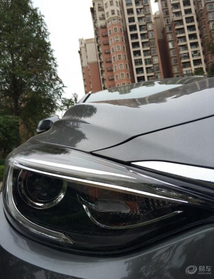 对你情有独钟 分享QX30购车始末