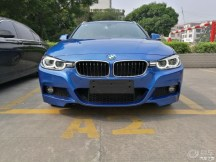 BMW 330i M 旅行版 作业