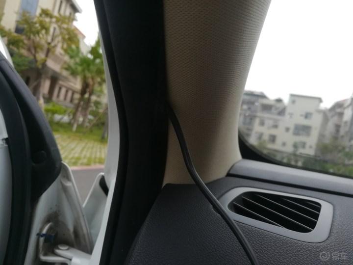 【广西壹家人车友会】记录仪安装很简单,游公园顺便装好了