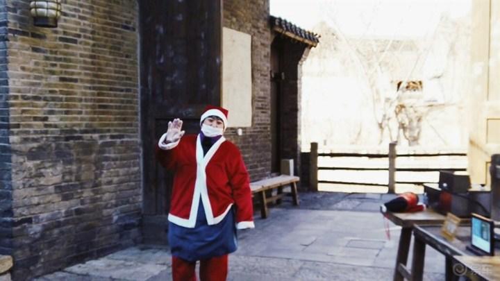 #易车众测#自驾楼兰,去古北星空小镇,提前过个浪漫圣诞