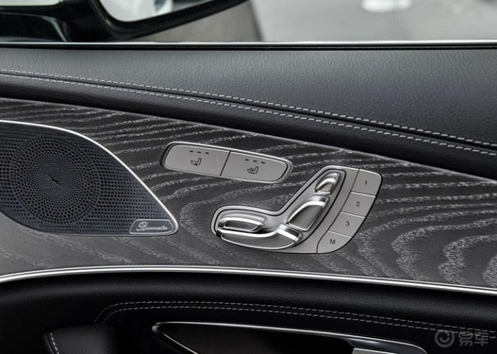 新款18款奔驰CLS300改装柏林之声音响
