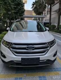 福特锐界2016款2.7T旗舰购车小记