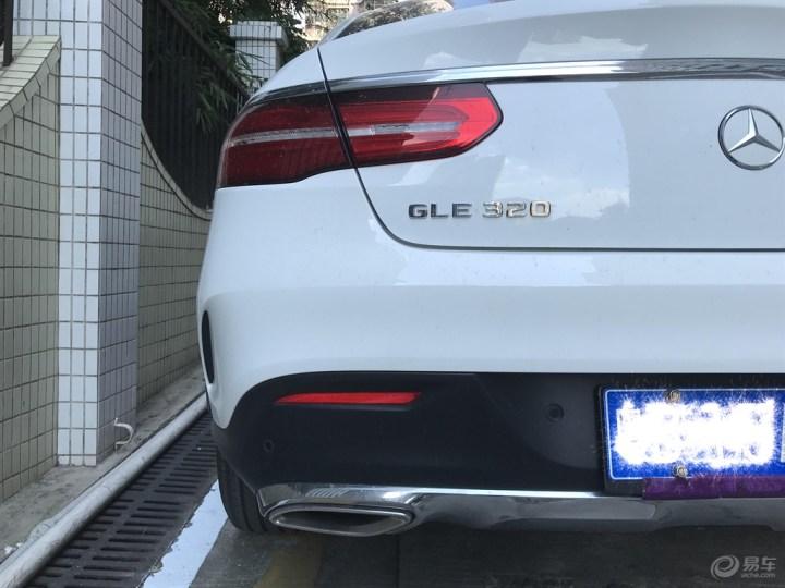 大半年才来报道-GLE Coupe 320,多图预警!