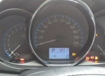 威驰1.5CVT提车作业