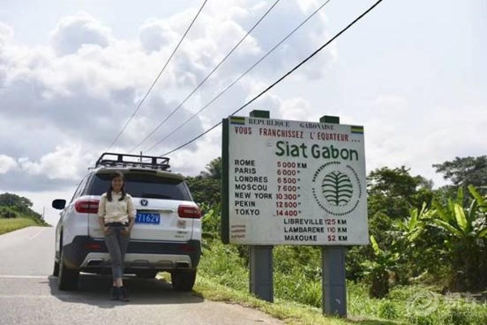 315天自驾横跨亚欧非大陆 旅程仍在继续(非洲篇)