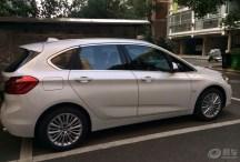 我和BMW的故事,220i旅行