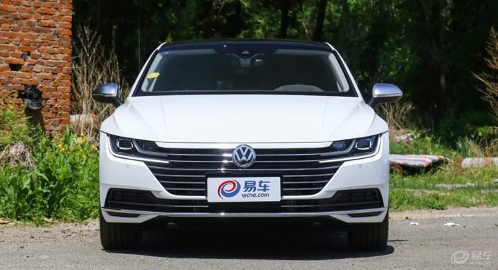 #新车点评#全新大众CC,真是漂亮的大气的车