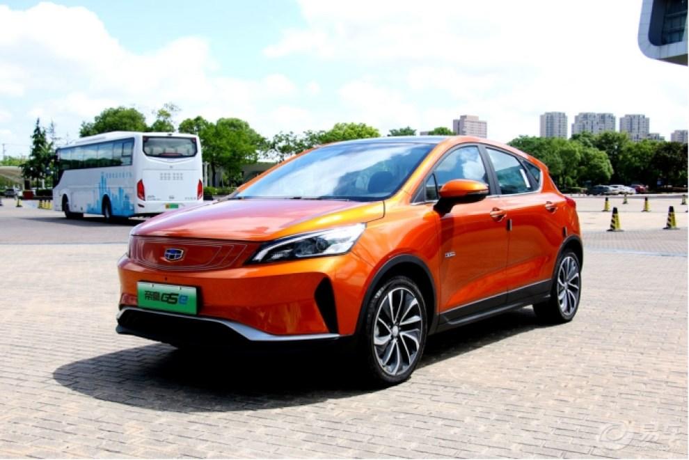 南通奥易隆吉利新能源-邀您来体验-纯电动汽车