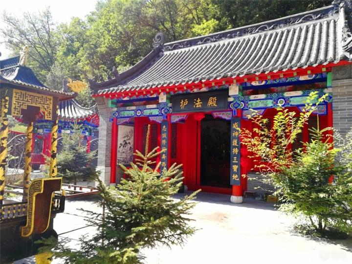 【吉林市长安车友会】75自驾游-朱雀山三宝菩提寺图片