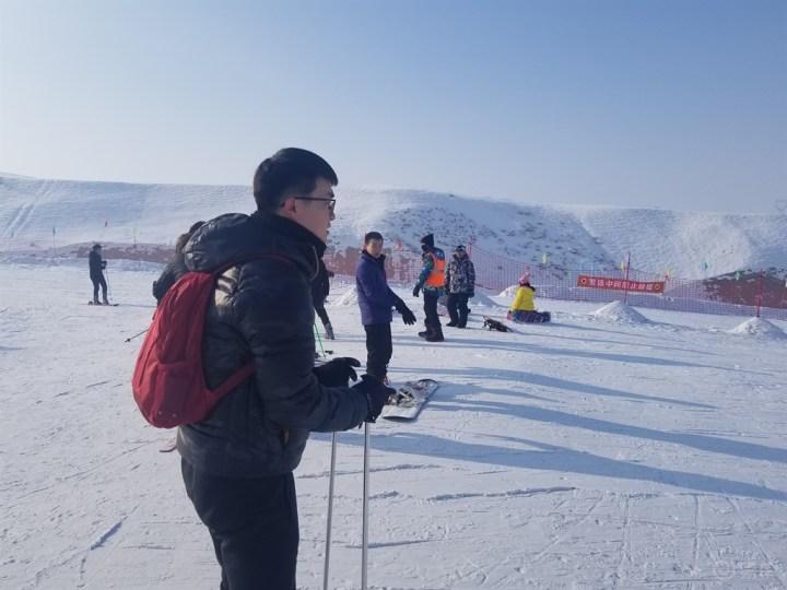 【石城辰粉车友会】难忘的冰雪之行-神仙湾